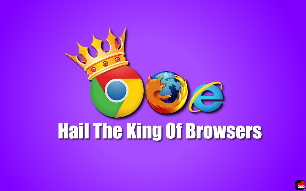 Watch How Chrome Dominates Over Internet Explorer and Other Browsers in Last Seven Years