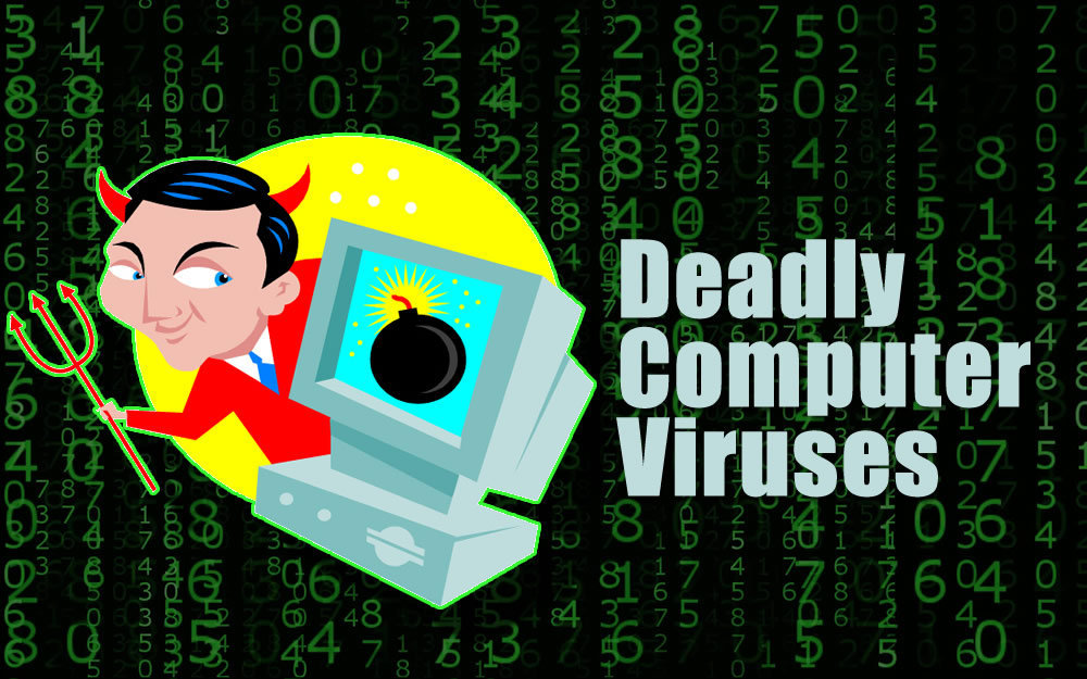 [Infographic] 8 Deadly Computer Viruses That Brought the Internet to Its Knees