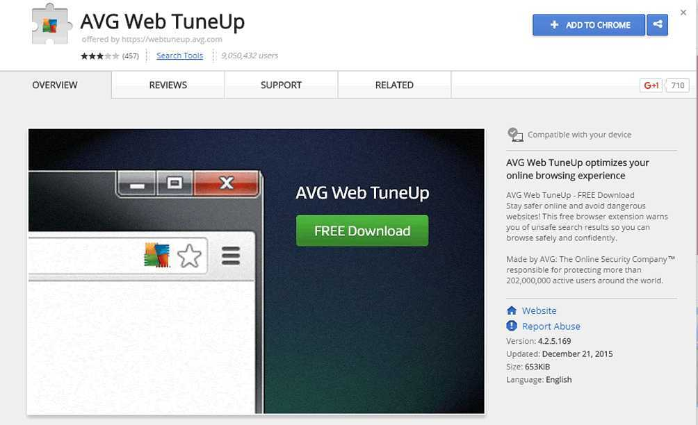 Critical Security Flaw in AVG Chrome Extension Exposes Millions of Users Data