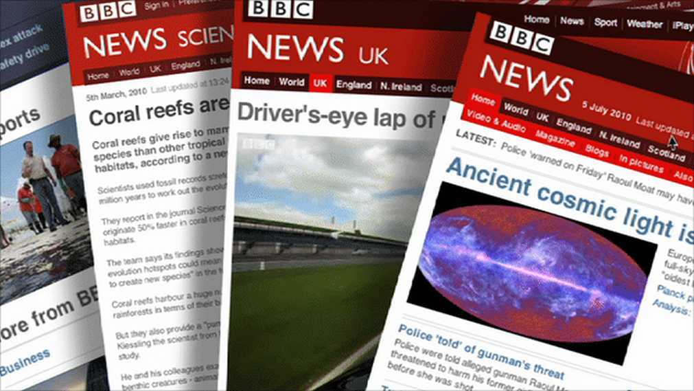 A Large Web Attack Knocks BBC Websites Offline for Hours