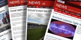 Web Attack Knocks BBC websites
