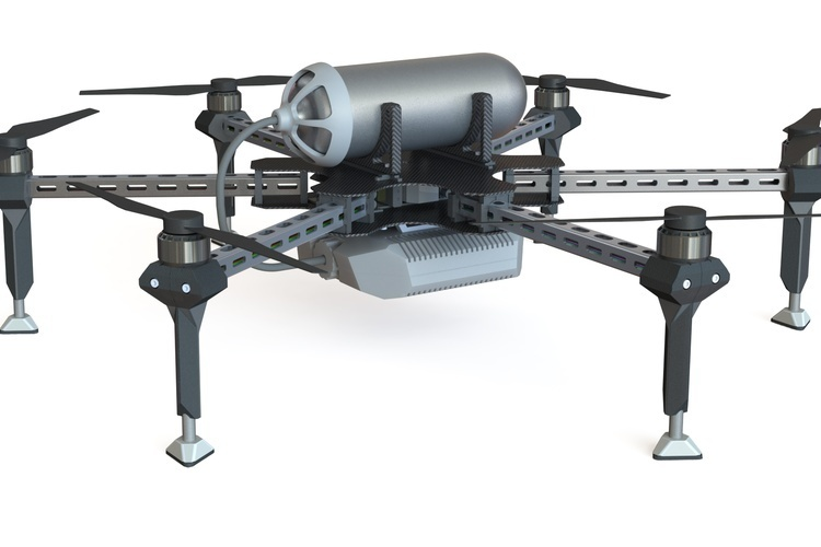 With this New Fuel Drones can Fly for Hours