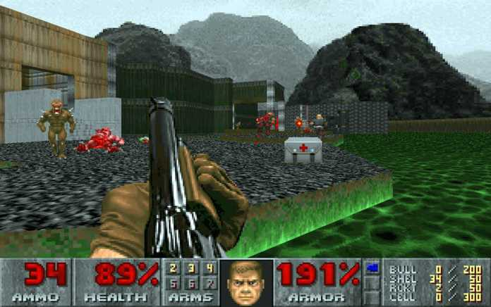 After 21 Years Doom Gets a New Level from its Co-Creator John Romero