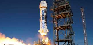 Blue Origin Beaten SpaceX