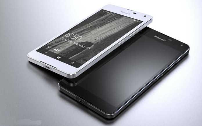 Last Lumia the Lumia 650