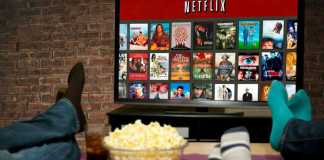 Launch of Netflix for India