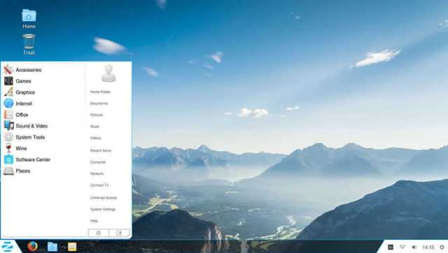 Zorin OS-Linux distro for beginners