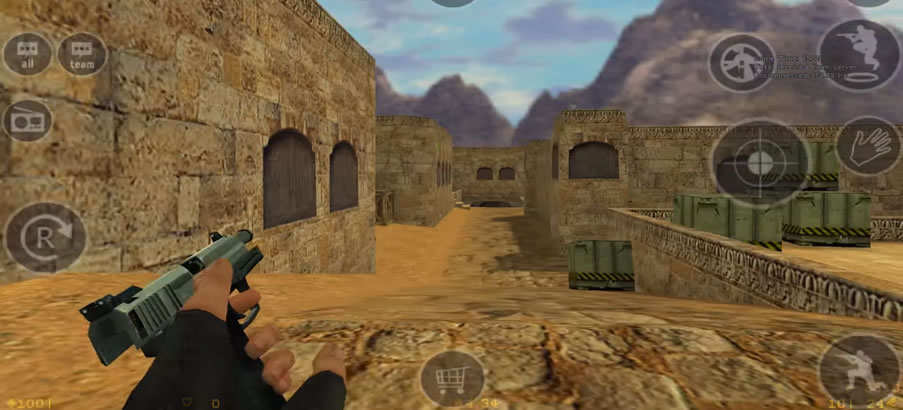 Now You Can Play Counter-Strike 1.6 On Android Phones