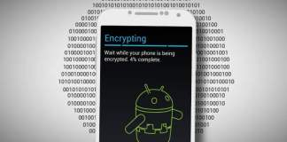 encrypt Android or iOS devices