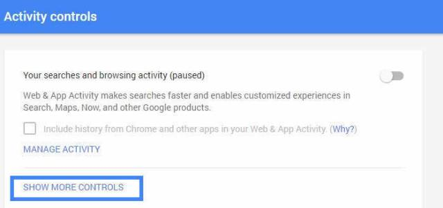 find out and Delete Data That Google Stored About You