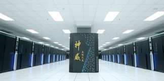 Made in China Supercomputer - the Sunway TaihuLight System