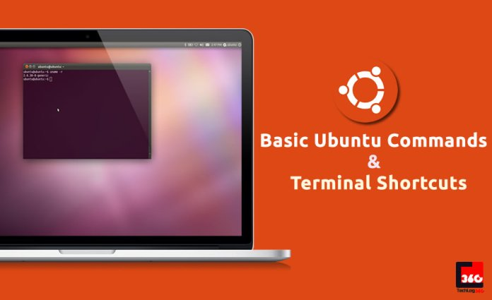 Basic Ubuntu commands and Terminal shortcuts every beginner must know