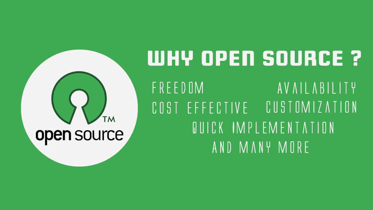 17 Best open source softwares to replace your expensive applications