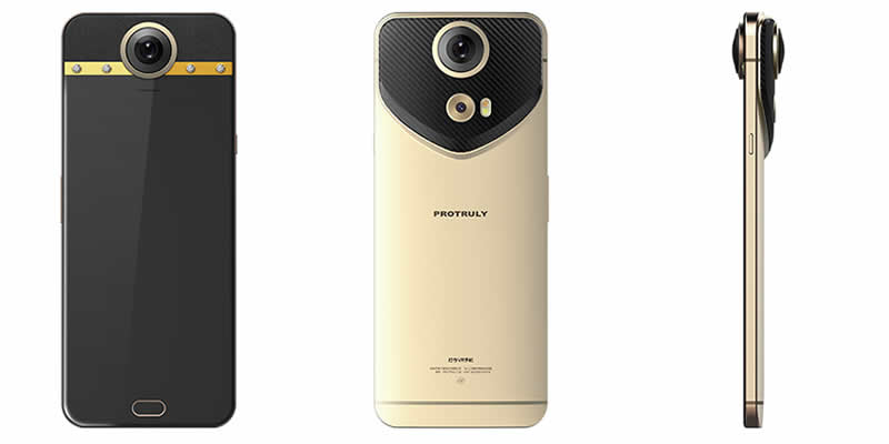 World's First Smartphone With Built-in 360-degree VR Camera Unveiled