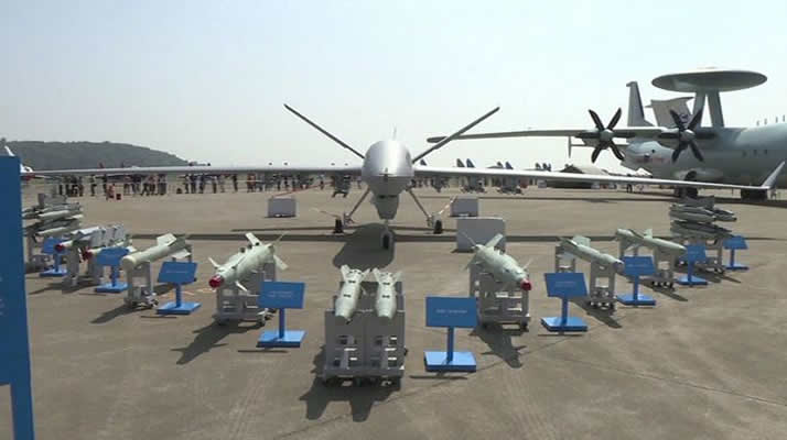 This Chinese High-Tech Spy Drone Can Bombard Targets For Days Before Refuelling