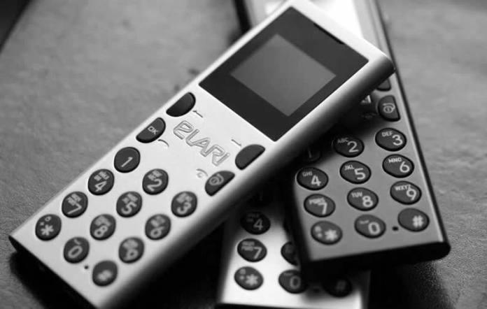 world's smallest phone NanoPhone C