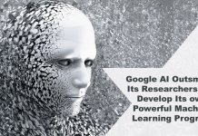 Google AI Develop Its own Powerful Machine Learning Program 1