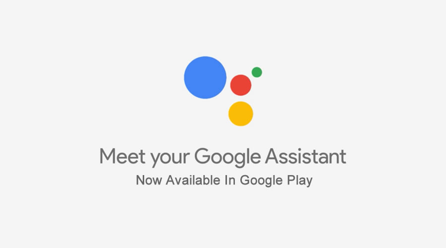 Standalone Google Assistant App For Android Is Now Available In Google Play