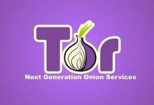 Tor Next Generation Onion Services