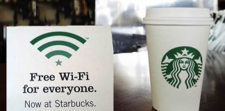 Starbucks Wi-Fi Secretly Mine Cryptocurrency