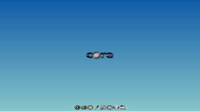 Tiny Core Linux - Lightweight Linux Distributions