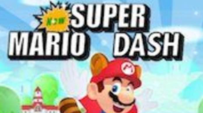 New Super Mario Dash
