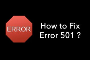 error-501