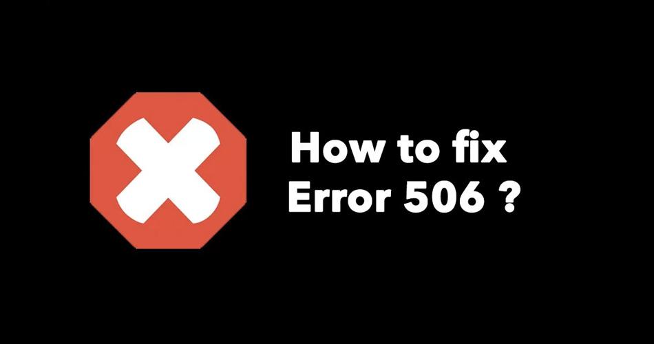error 506
