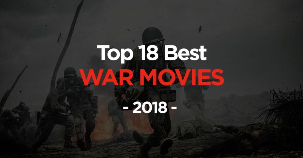 Best War Movies 2018