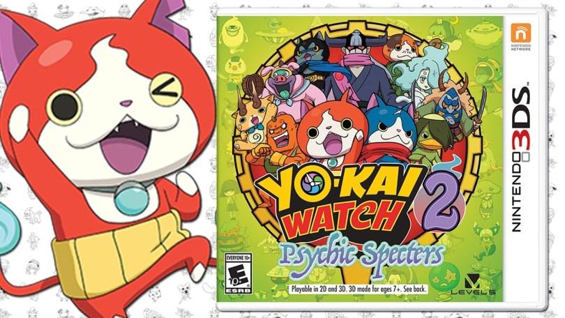 Yo-Kai Watch 2- Psychic Sceptre