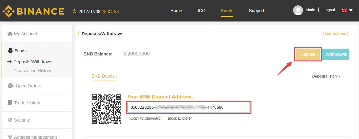 binance-neo-wallet