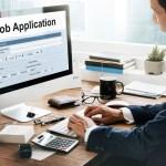 Job application in canada