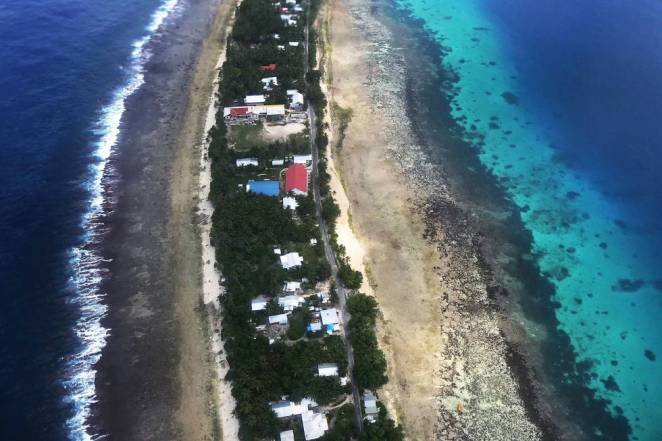 Tuvalu country