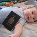 apply for child canadian passport