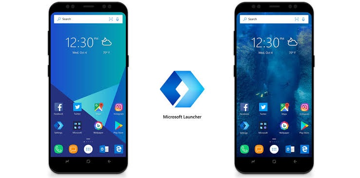 microsoft launcher android