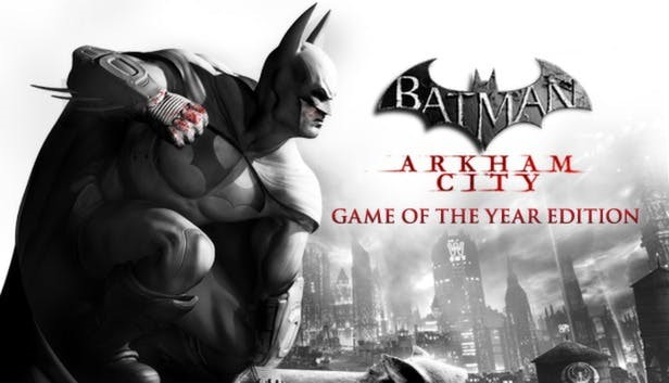 Batman: Arkham City is a 2011 action-adventure game by Rocksteady Studios. In this game, Arkham City, a super-prison enclosing the decaying urban slums of Gotham City.