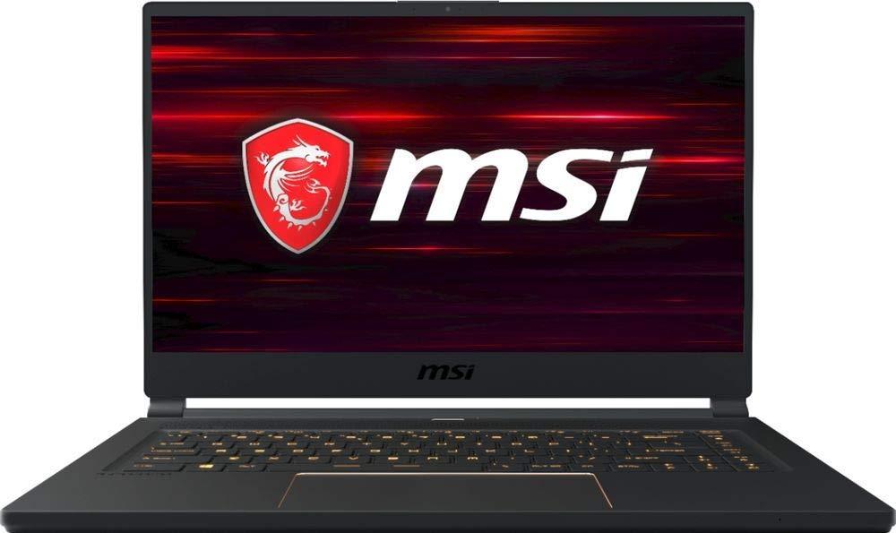 MSI GS65 Stealth Thin - 15.6-inch