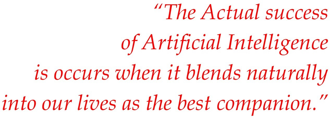 Success, Achievements, Artificial Intelligence