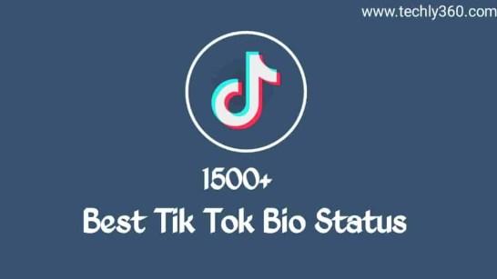 tiktok bio status, best bio status for tik tok, tik tok bio for girl, tik tok bio status for boys, tiktok bio status hindi