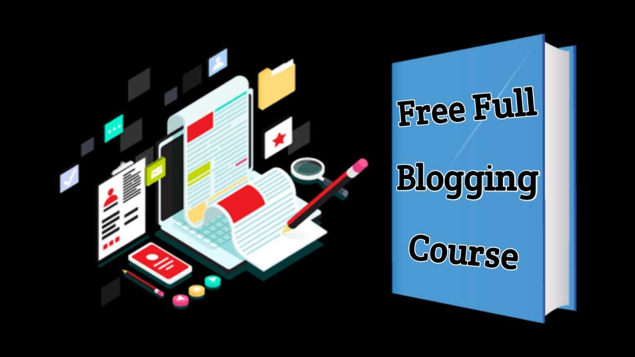 blogging for beginners course free, blogging course free pdf, best blogging courses 2020, free blogging course in hindi, udemy free blogging course, complete professional blogging course, blogging course free download, blogging course in india, Techly360 Blogging Course