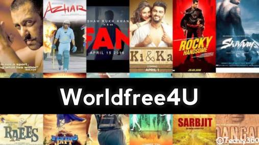 WorldFree4u - Download HD Bollywood,Hollywood Movies in Hindi