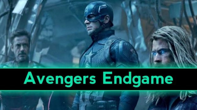 Avengers Endgame Full Movie Download Filmywap