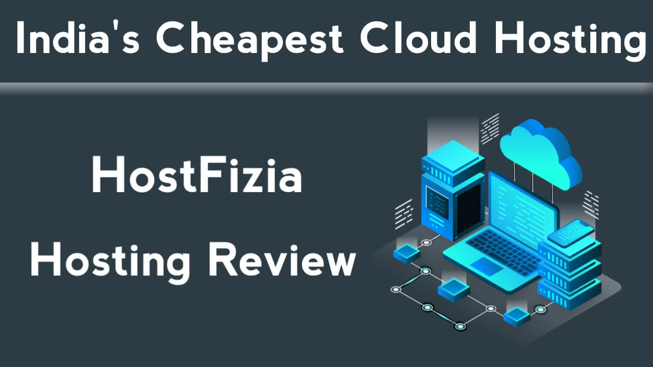 [HostFizia Review] WordPress Cloud Hosting Review in Hindi | SSD Cloud at Just 499₹/Year