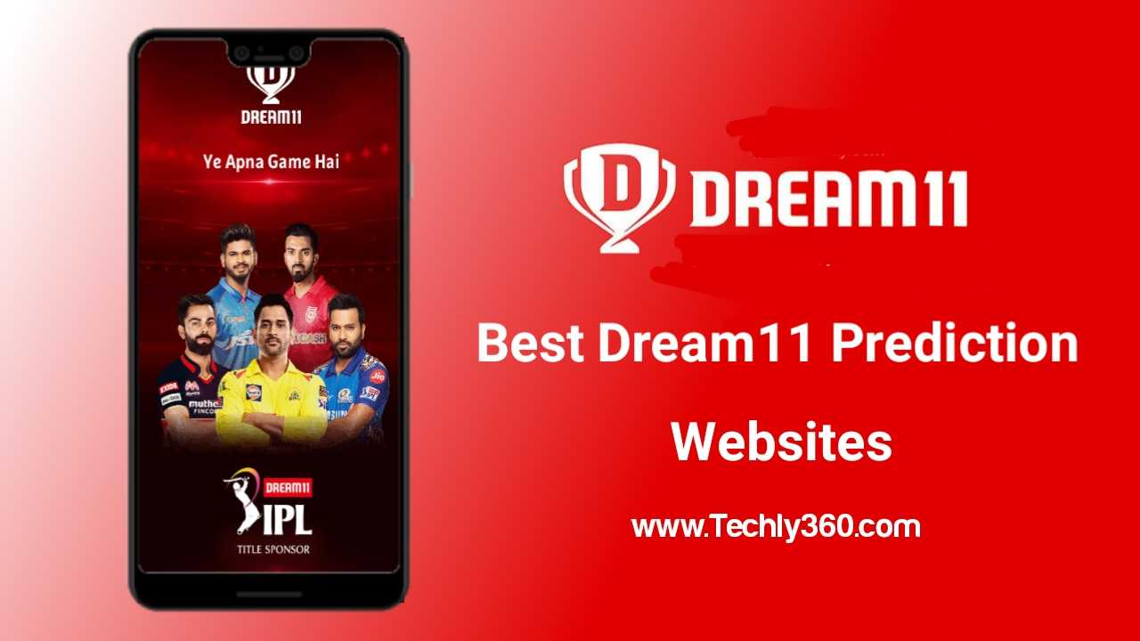 Best Dream 11 Prediction Website, Wich Website is Best for Dream 11 Prediction, IPL Dream11 Grand League Team Prediction, Best Dream 11 Prediction Website Quora