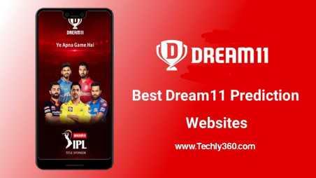 Best Dream 11 Prediction Website, Wich Website is Best for Dream 11 Prediction, IPL Dream11 Grand League Team Prediction, Best Dream 11 Prediction Website Quora