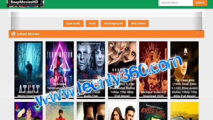 BaapMoviesHD 2020~2021, Baap Movies HD Tamil Telugu Hindi Dubbed Download, BaapMoviesHD Categories, BaapMoviesHD Dual Audio Movies Download, Bollywood Movies Download, BaapMovieHD Web Series Download, BaapMoviesHD Hindi Dubbed Movies Free, BaapMoviesHD New URL~Link