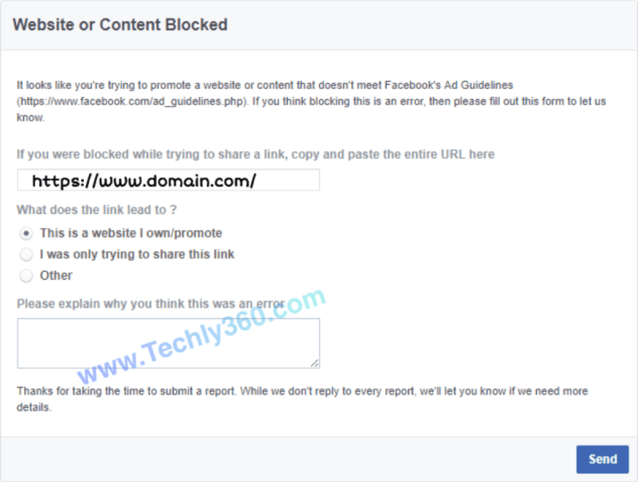 How to Unblock URL from Facebook in Hindi, How To Unblock Link On Facebook