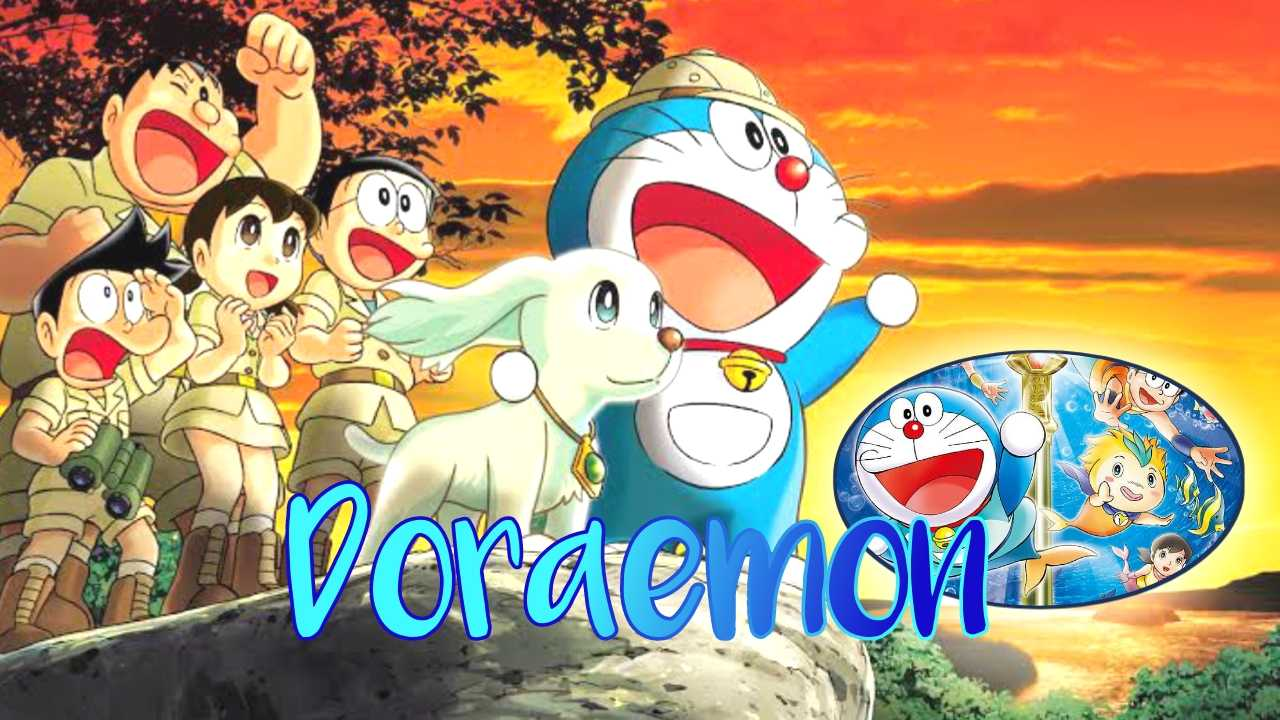 Doraemon Movie in Hindi Full HD Disney Channel (360p, 480p, 720p, 1080p)