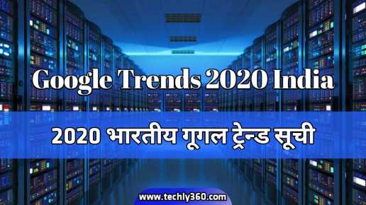 Google Trends 2020 India, Google Trends Youtube India 2020, Most Searched On Google Today In India 2020