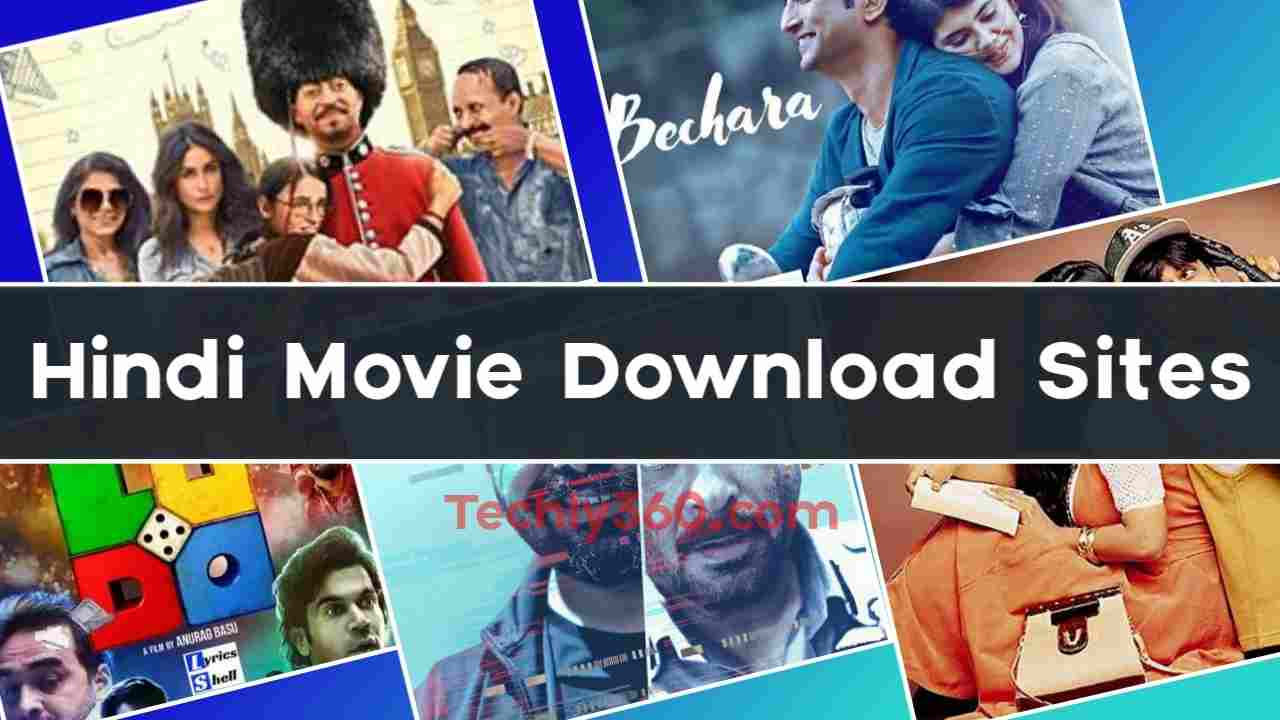 Top 10 Bollywood Hindi Movie Download Site List